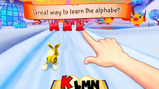 Wonder Bunny ABC Race App - 2