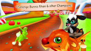 Wonder Bunny ABC Race App - 3