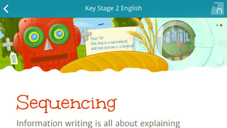 Key Stage 2 English - nimbl App - 1