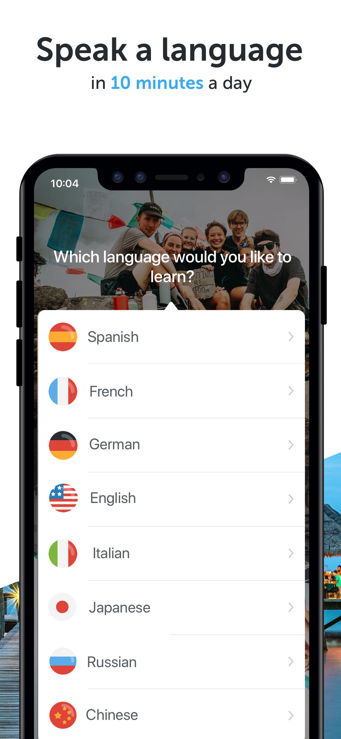 Learn Languages busuu App - 1