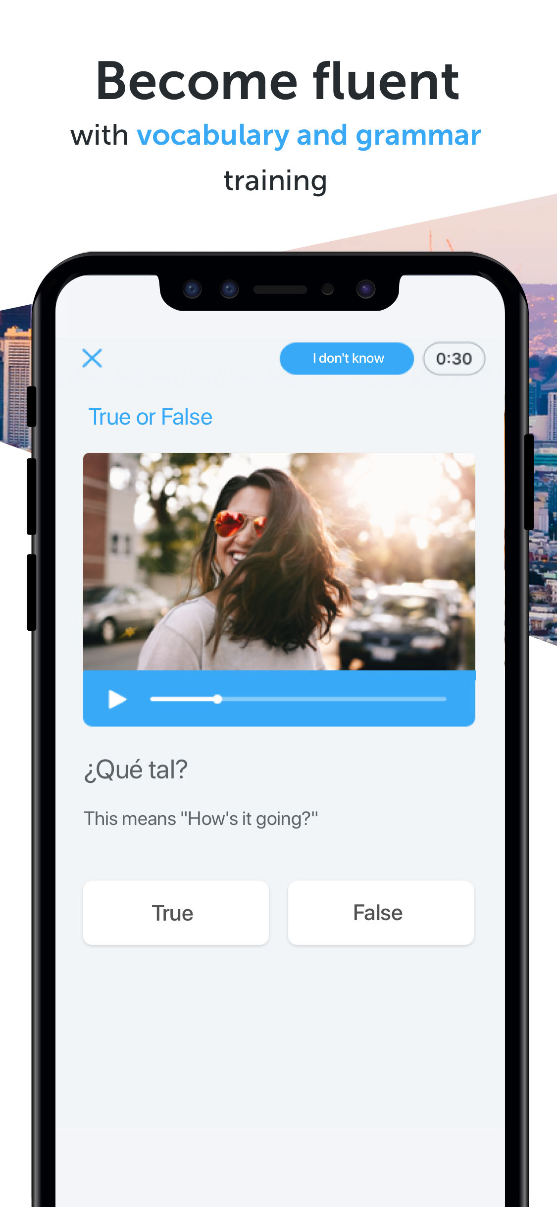 Learn Languages busuu App - 4