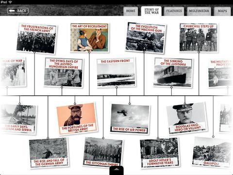 The First World War Story - BBC History Magazine App - 2