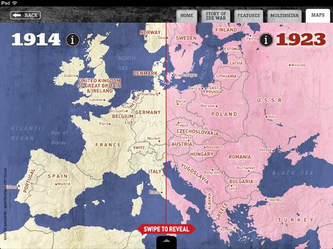 The First World War Story - BBC History Magazine App - 5