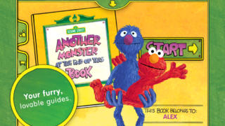 Another Monster at the End of This Book...Starring Grover & Elmo! App - 1