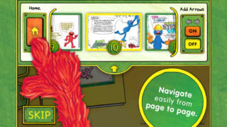 Another Monster at the End of This Book...Starring Grover & Elmo! App - 2