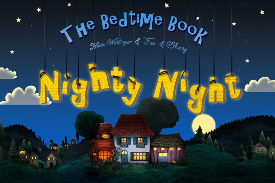 Nighty Night - Bedtime story App - 7