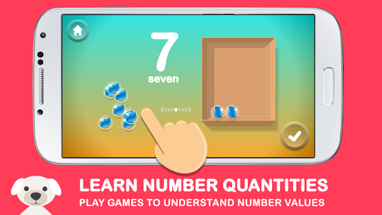 Number Train Early Learning-5