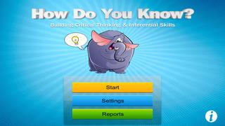 How Do You Know?-1
