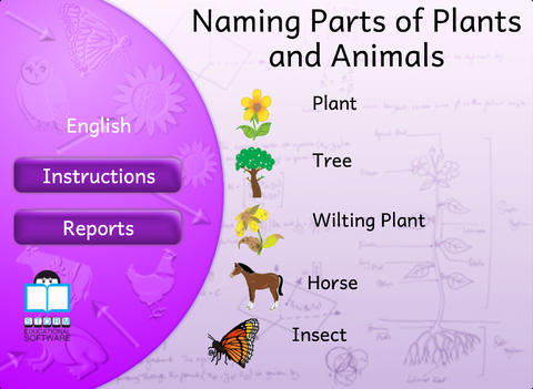 Naming Parts of Plants and Animals-2