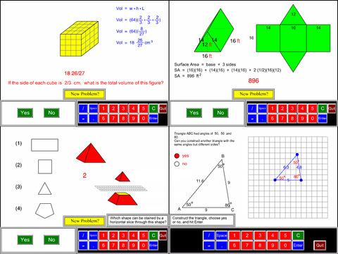 7th Grade Math Common Core App - 4