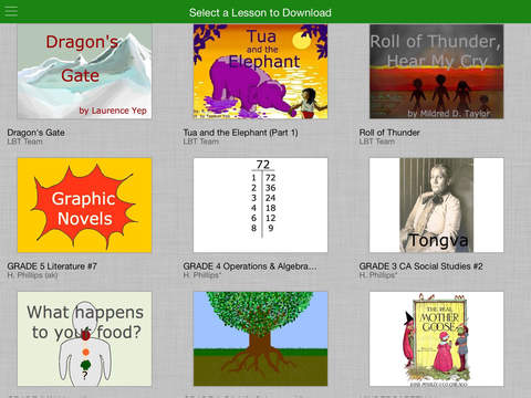 Little Bird Tales: Free Digital Storytelling, Presentations and Lessons with Audio for Kids-4