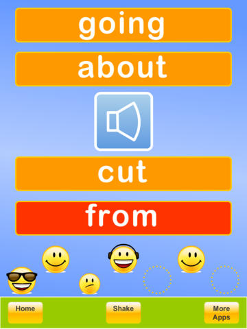 Sight Words Coach App - 2