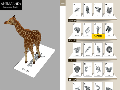 Animal 4D+ App - 16