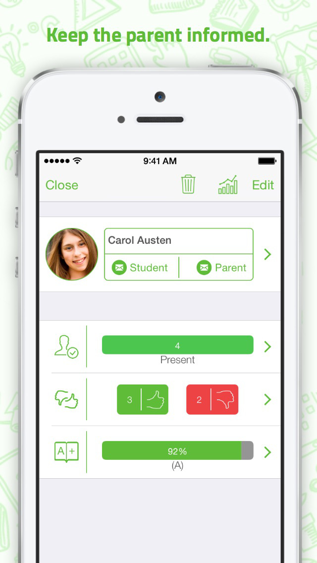 TeacherKit - Class Organizer, Teacher Planner, Gradebook, Assignment List, Attendance and Student