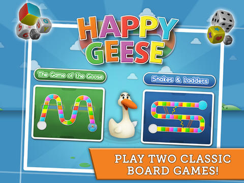 Happy Geese Full
