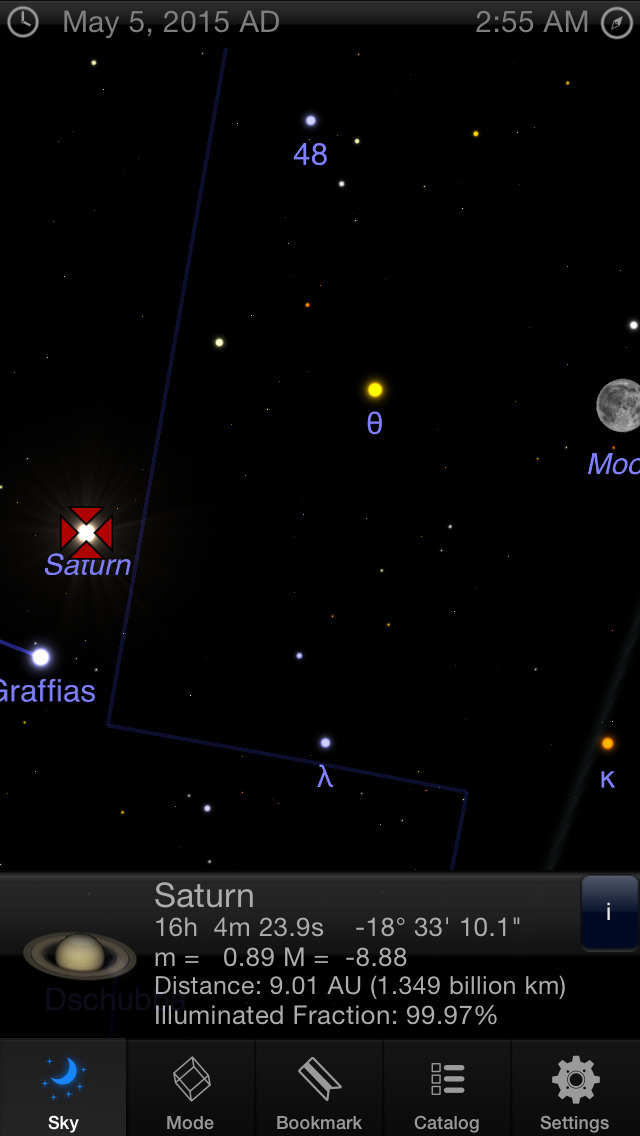 StarMap 3D+: Guide to the Night Sky, Planets, Constellations, and Astronomy-5