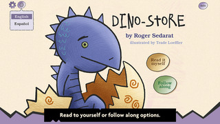 Dino-Store App - 1