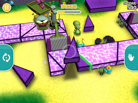 CyberChase Shape Quest! App - 3