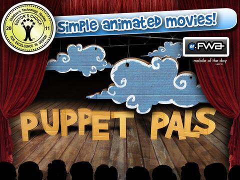 puppet pals hd review educational app store