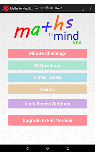 Maths to Mind App - 9