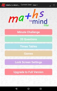 Maths to Mind-9