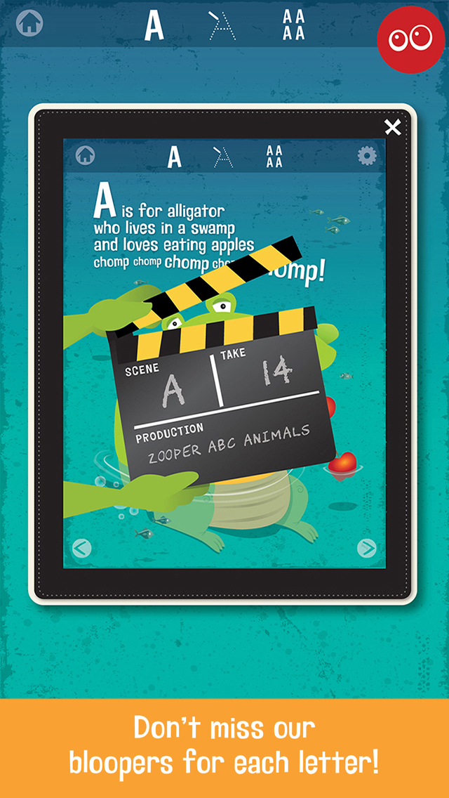 Zooper ABC Animals App - 4