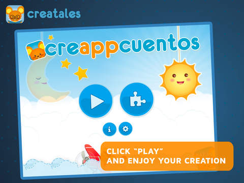 Creatales - creative storytelling app, great for learning language  k12-1