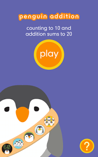 Penguin Addition App - 7