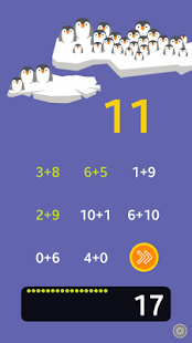 Penguin Addition App - 8
