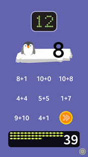 Penguin Addition App - 9