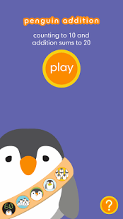 Penguin Addition App - 10