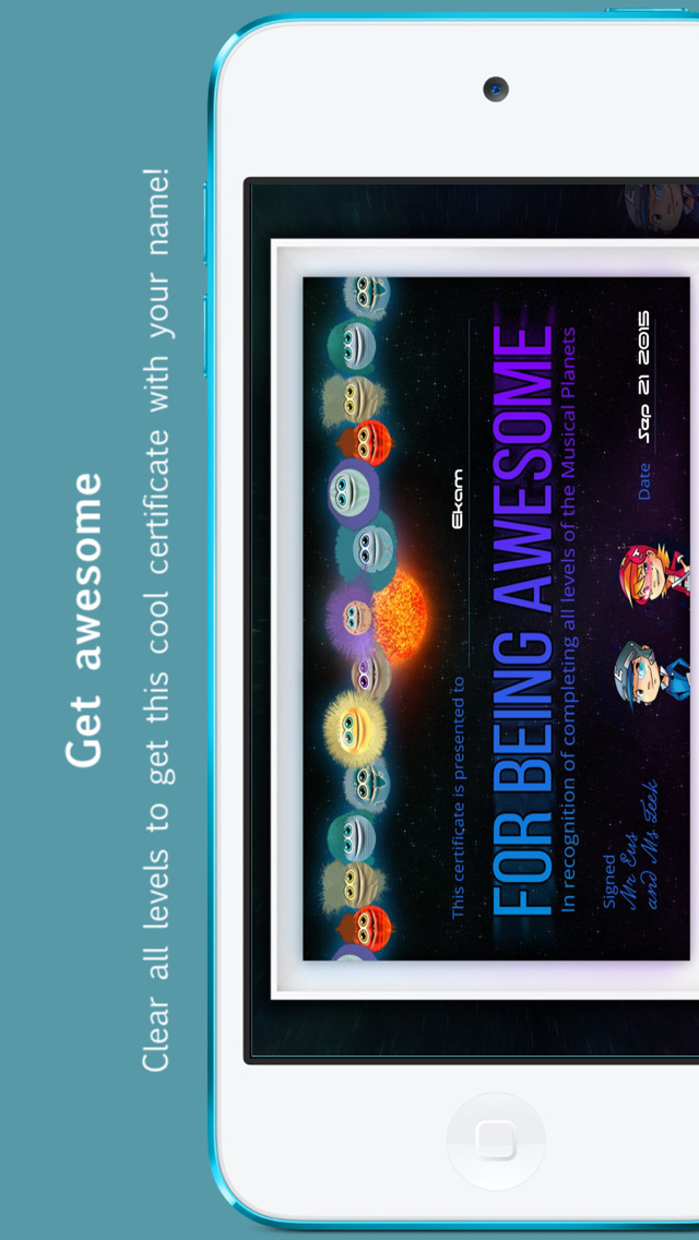 Musical Planets - A quiz game-2