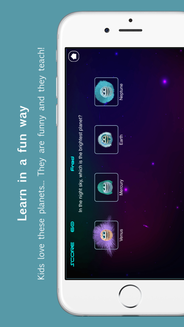 Musical Planets - A quiz game-3