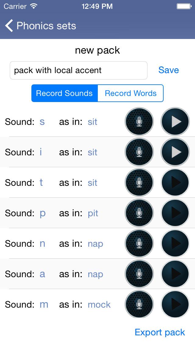 Fab Phonics App - 1