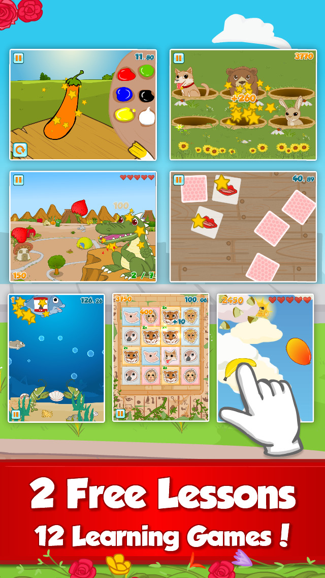 Fun Spanish: Language learning games for kids-2