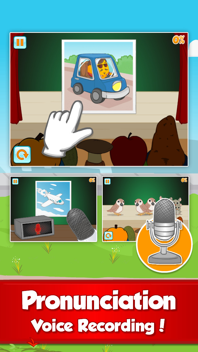 Fun Spanish: Language learning games for kids-3