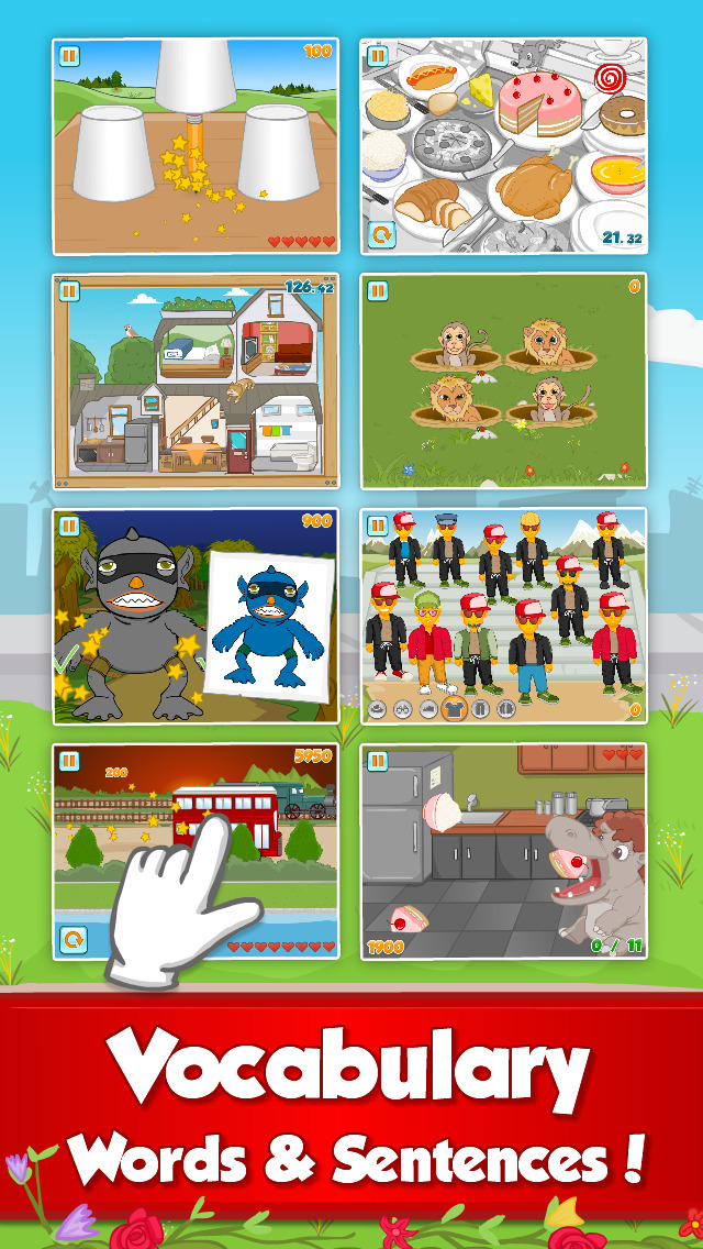 Fun Spanish: Language learning games for kids-5