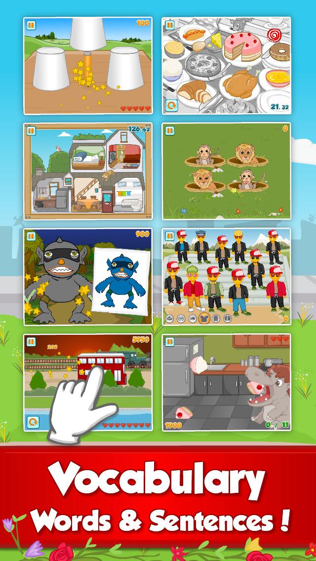 Fun Spanish: Language learning games for kids-5