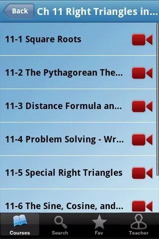 Pre Algebra App - 3