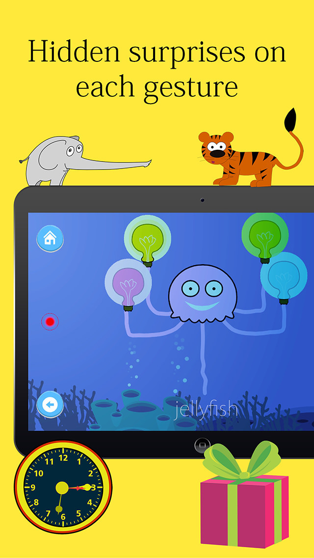 Elastic Alphabets® for kids App - 4