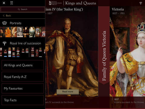 Kings & Queens: 1,000 Years of British Royal History App - 3
