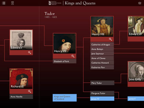 Kings & Queens: 1,000 Years of British Royal History App - 4