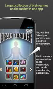 Brain Trainer Special App - 1