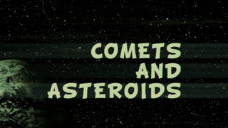 Comets - Snowballs from Outer Space-2