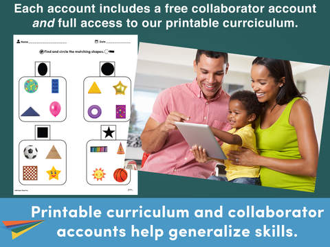 Autism Core Skills: A curriculum to teach academic, social, and communication skills, collect data, and individualize lessons. By Infiniteach.-5