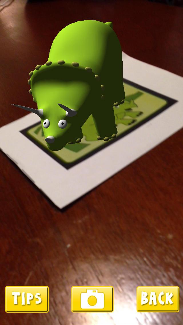 AR Flashcards App - 4