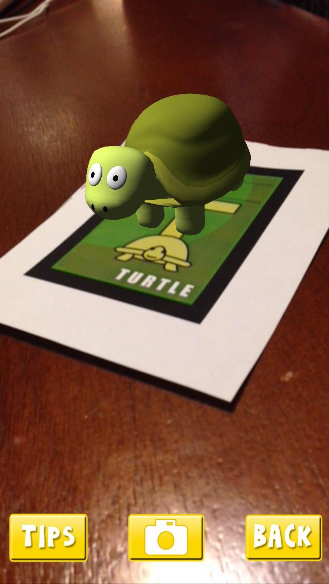 AR Flashcards App - 5