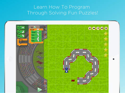 Junior Coder - Visual programming games and coding for kids-1