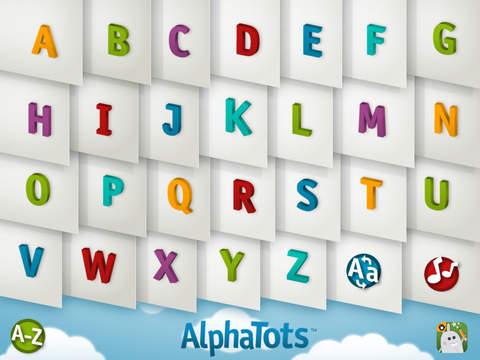 AlphaTots Alphabet-4