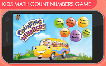 Kids Math Count Numbers Game App - 1